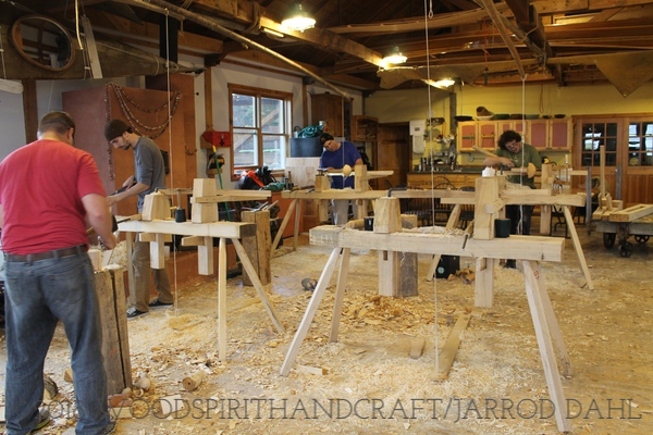 Workshop at North House