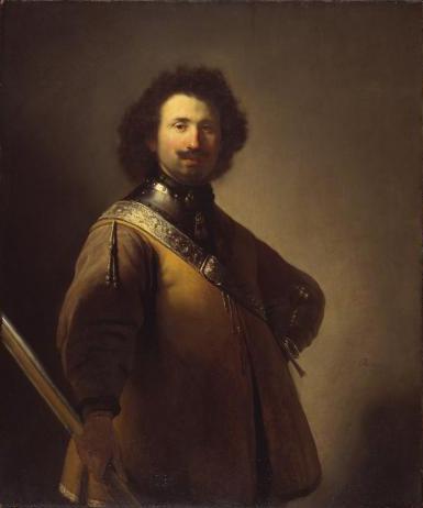 Portrait of Joris de Caulerij  1632, Rembrandt Harmenszoon van Rijn