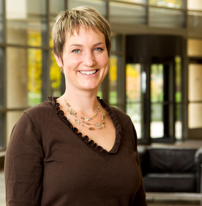 Dr. Karen Salvador; University of Michigan—Flint