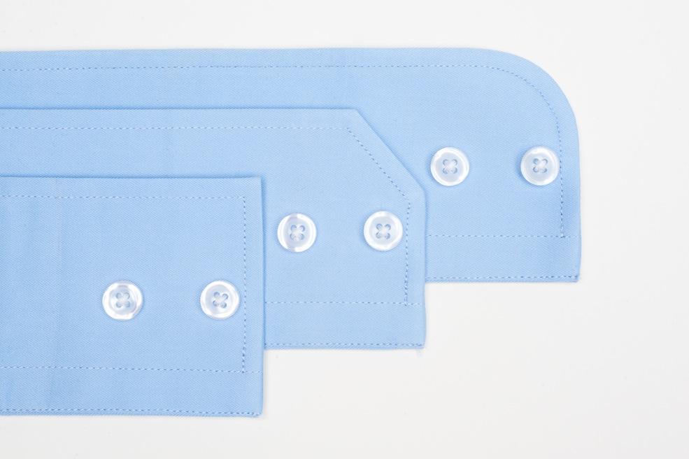 Single Button Cuffs
