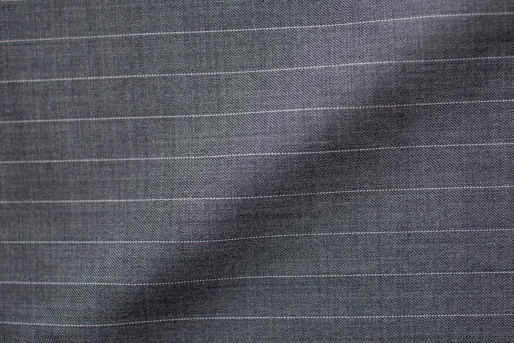 Light Grey Wide Pinstripe