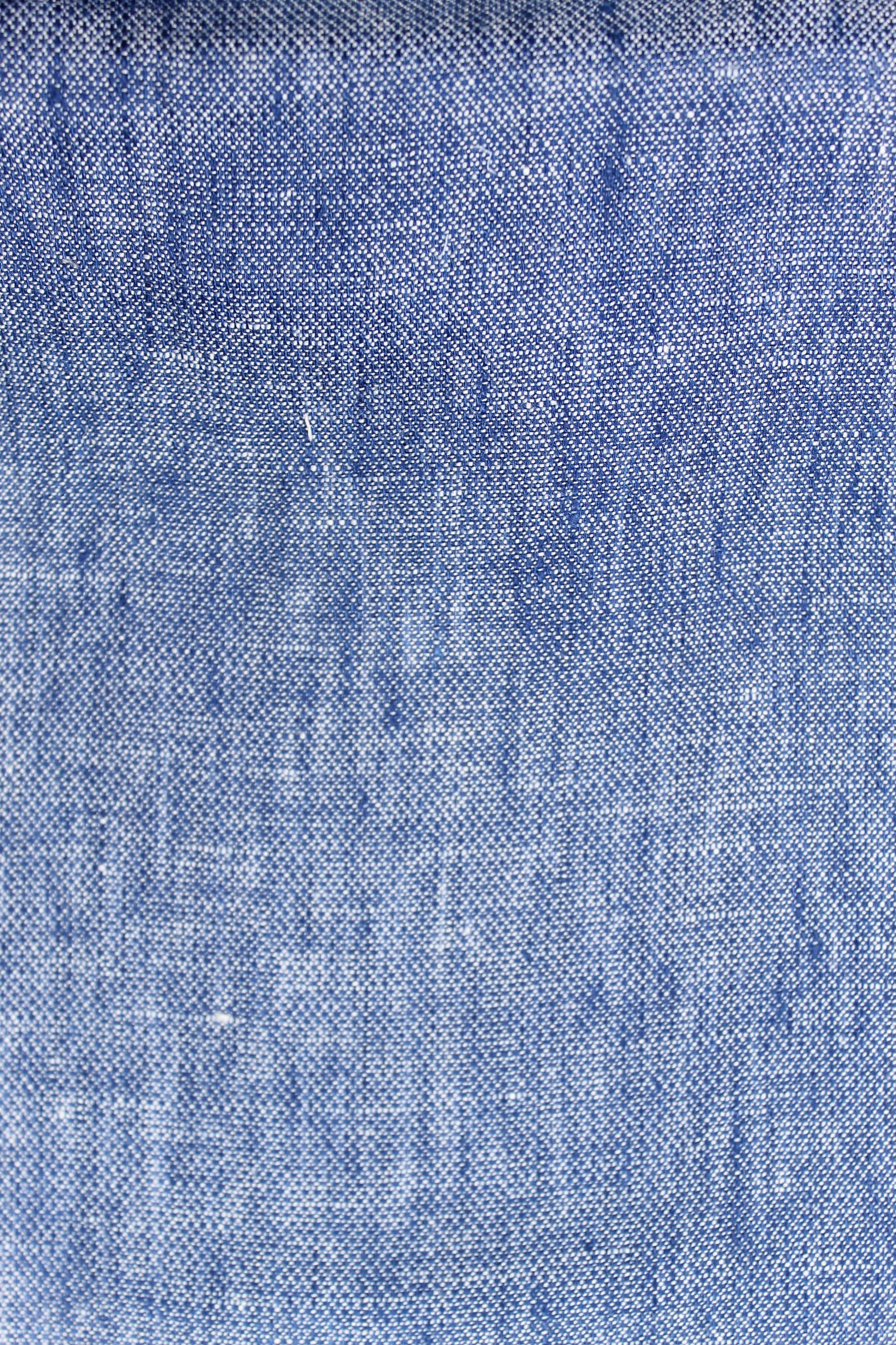 L132 Blue Cotton Textured.JPG