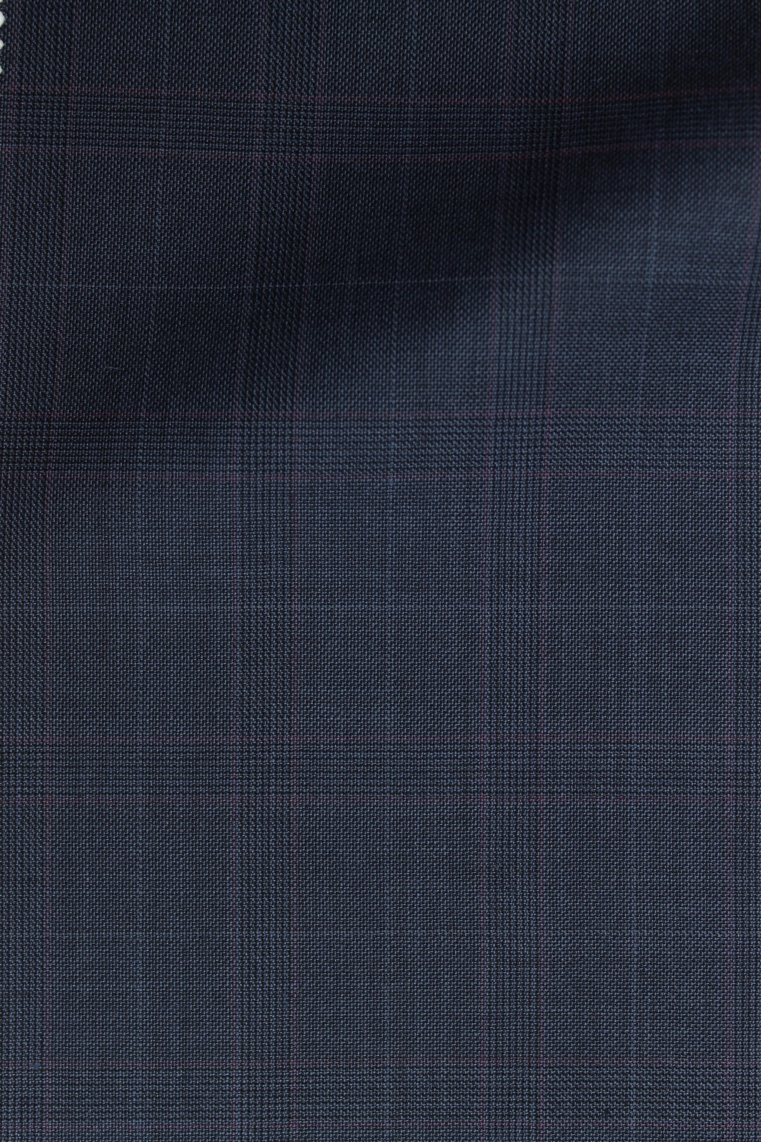 7558 Blue Glencheck Overpane 270g.JPG