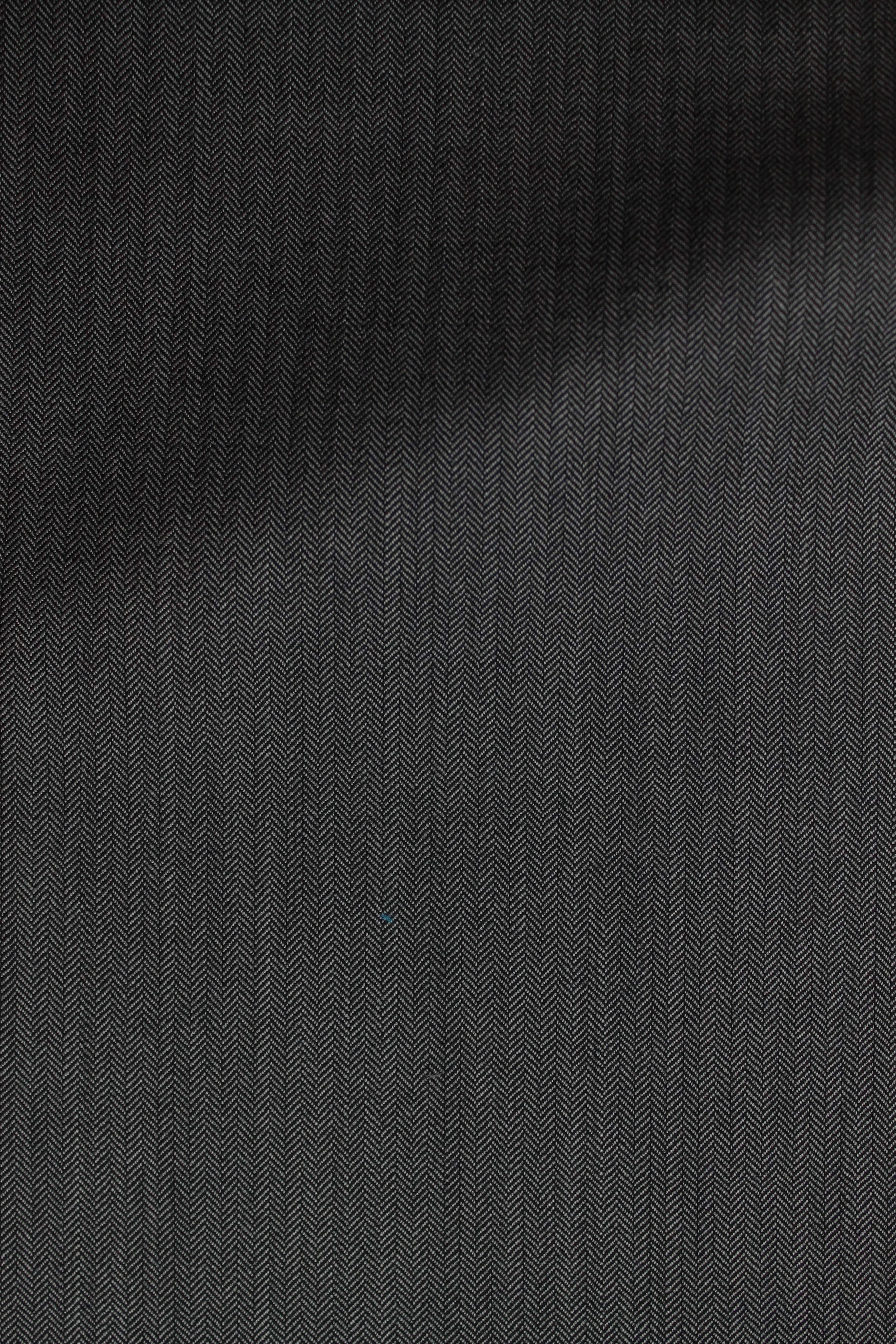 7583 Charcoal Gray Small Herringbone 280g.JPG