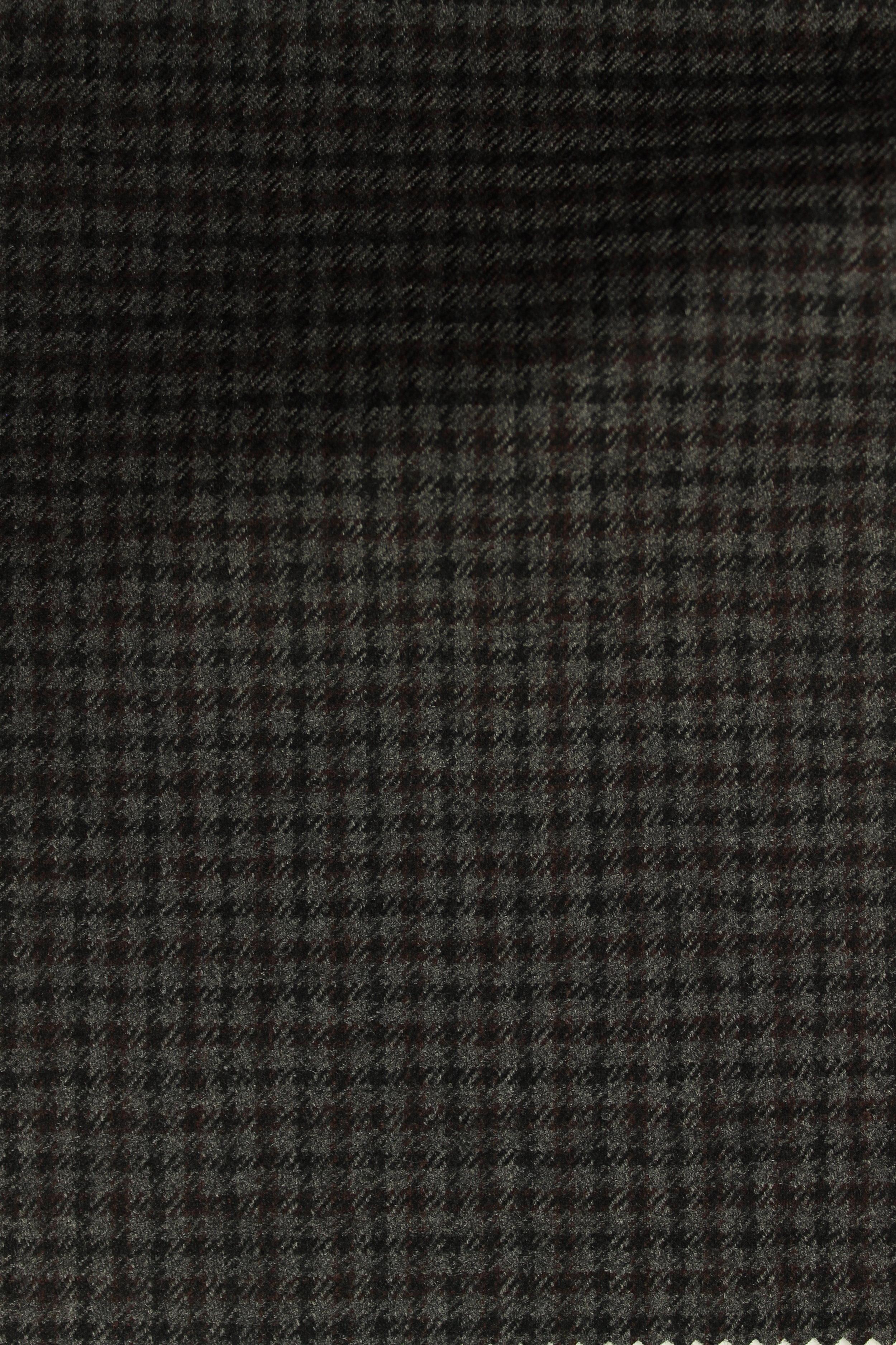 7382 Brown Microcheck Tweed 320g.JPG