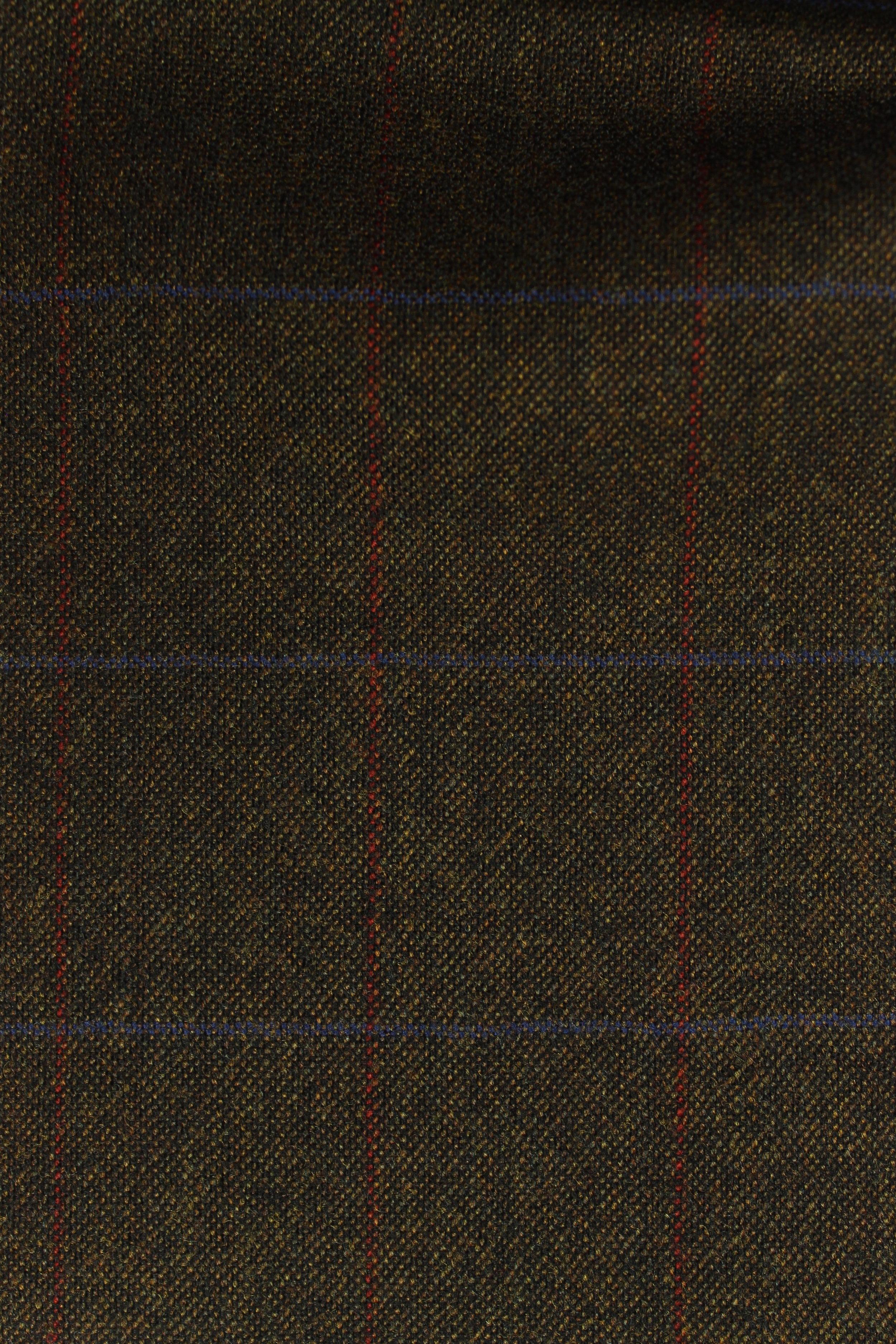7387 Brown Worsted Windowpane Tweed 330.JPG