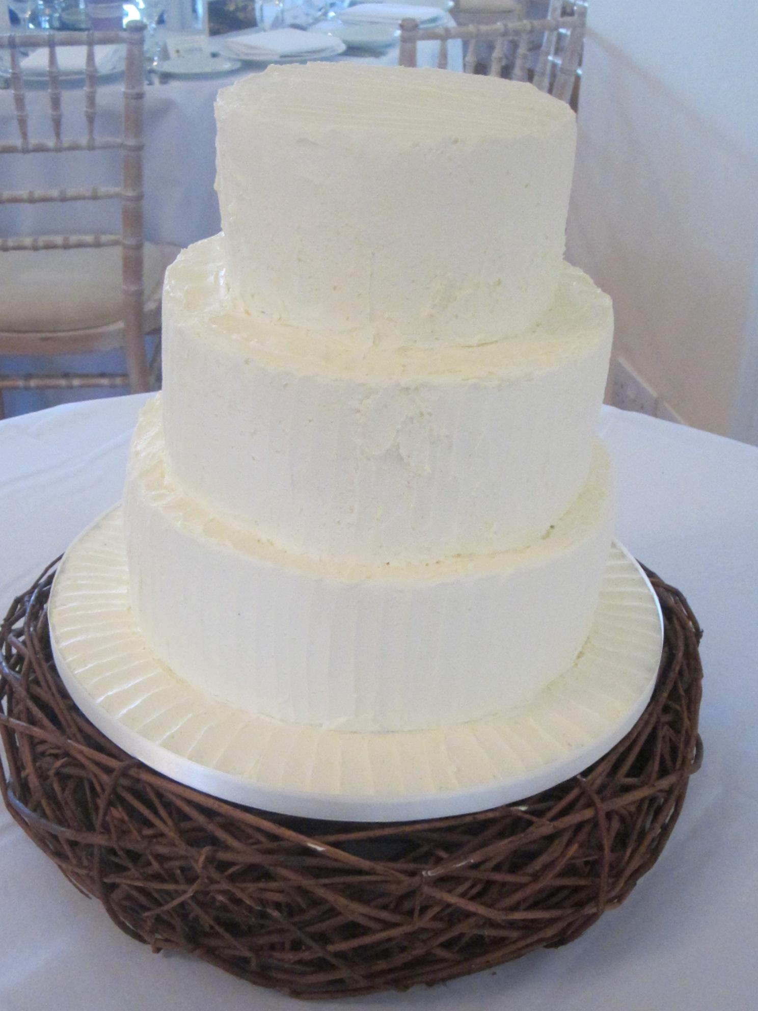 RE: wedding cake