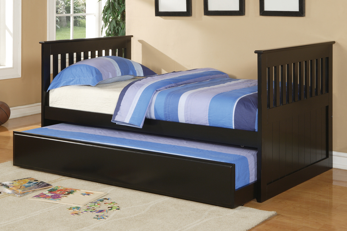 PX9050 Twin Bed w/ Trundle