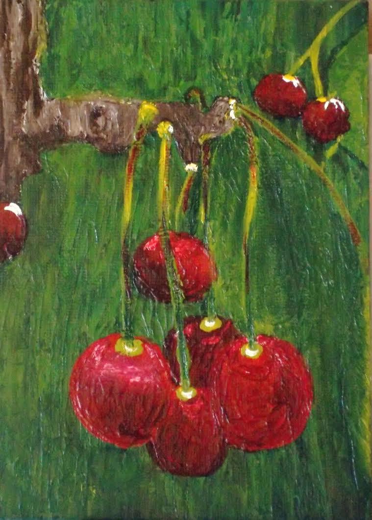 The Cherry Tree |J.D Fields