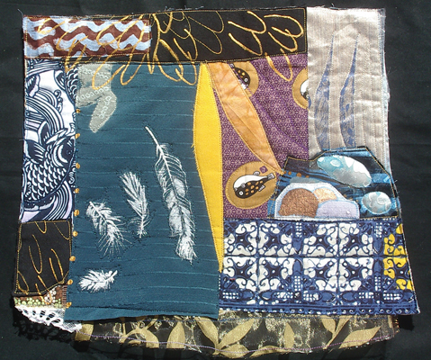 All Our Relations (quilt) | Cindy Rinne