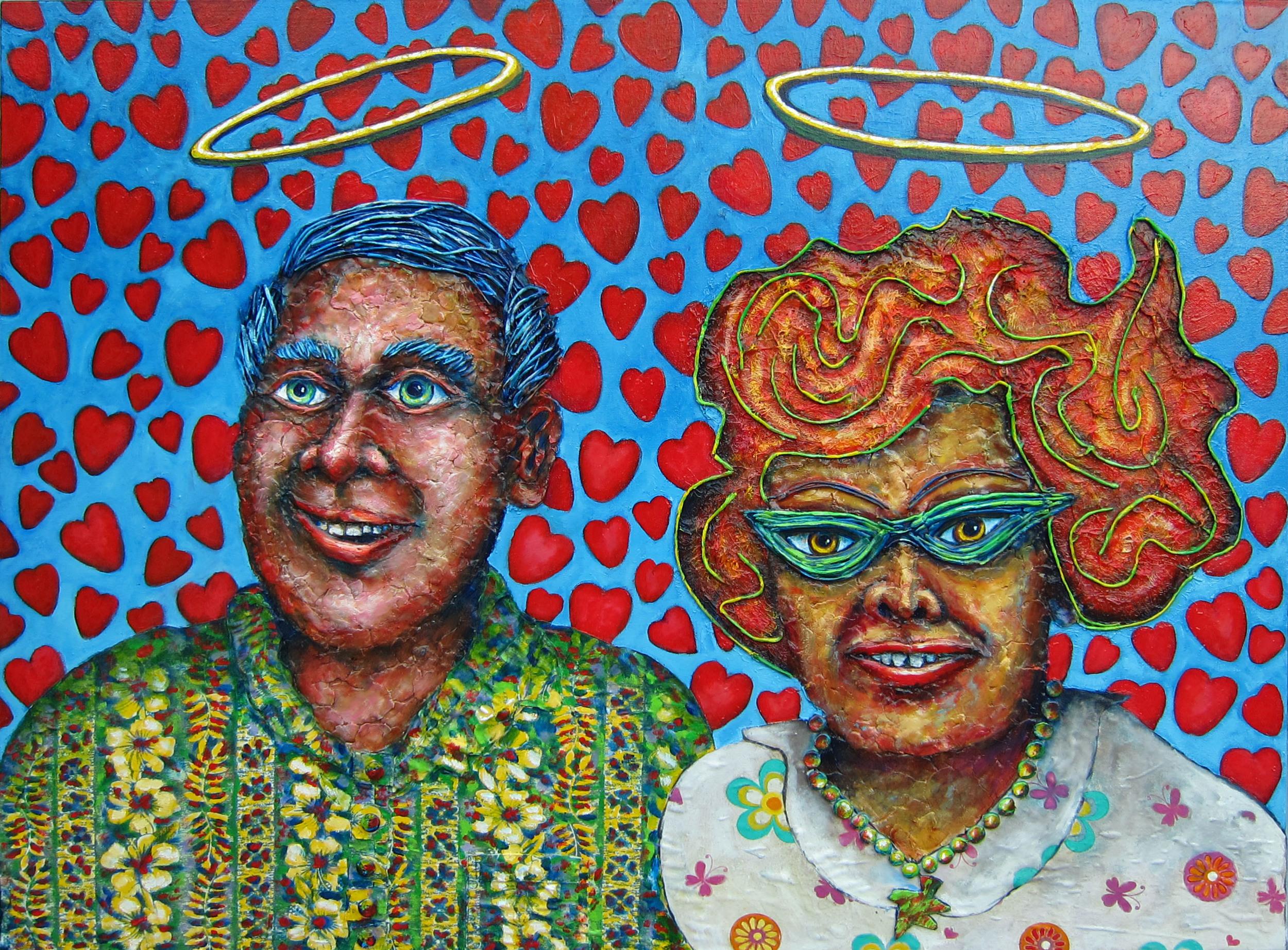 Heavenly Couple | Rick Cummings