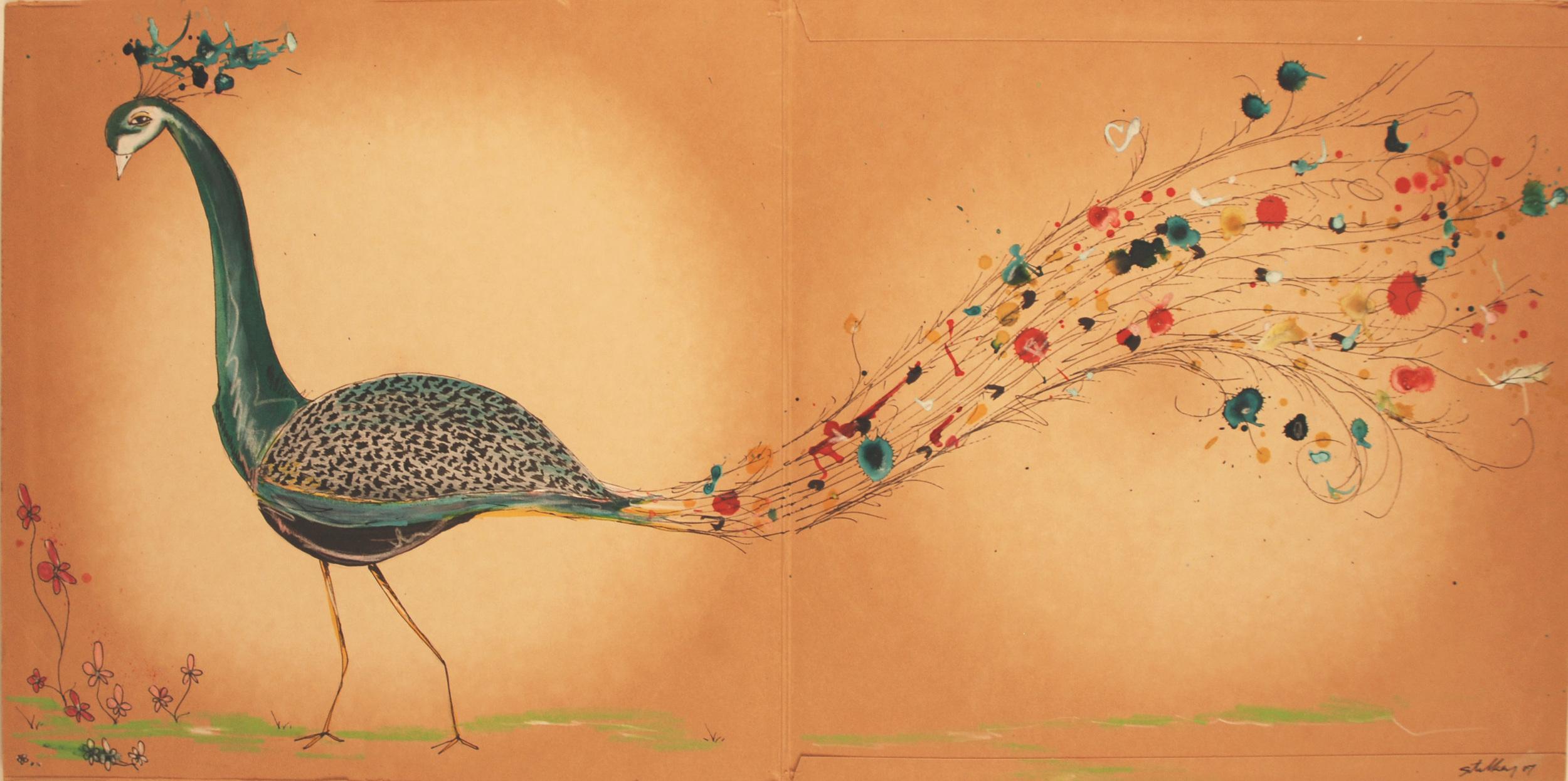 Peacock | Mike Stilkey