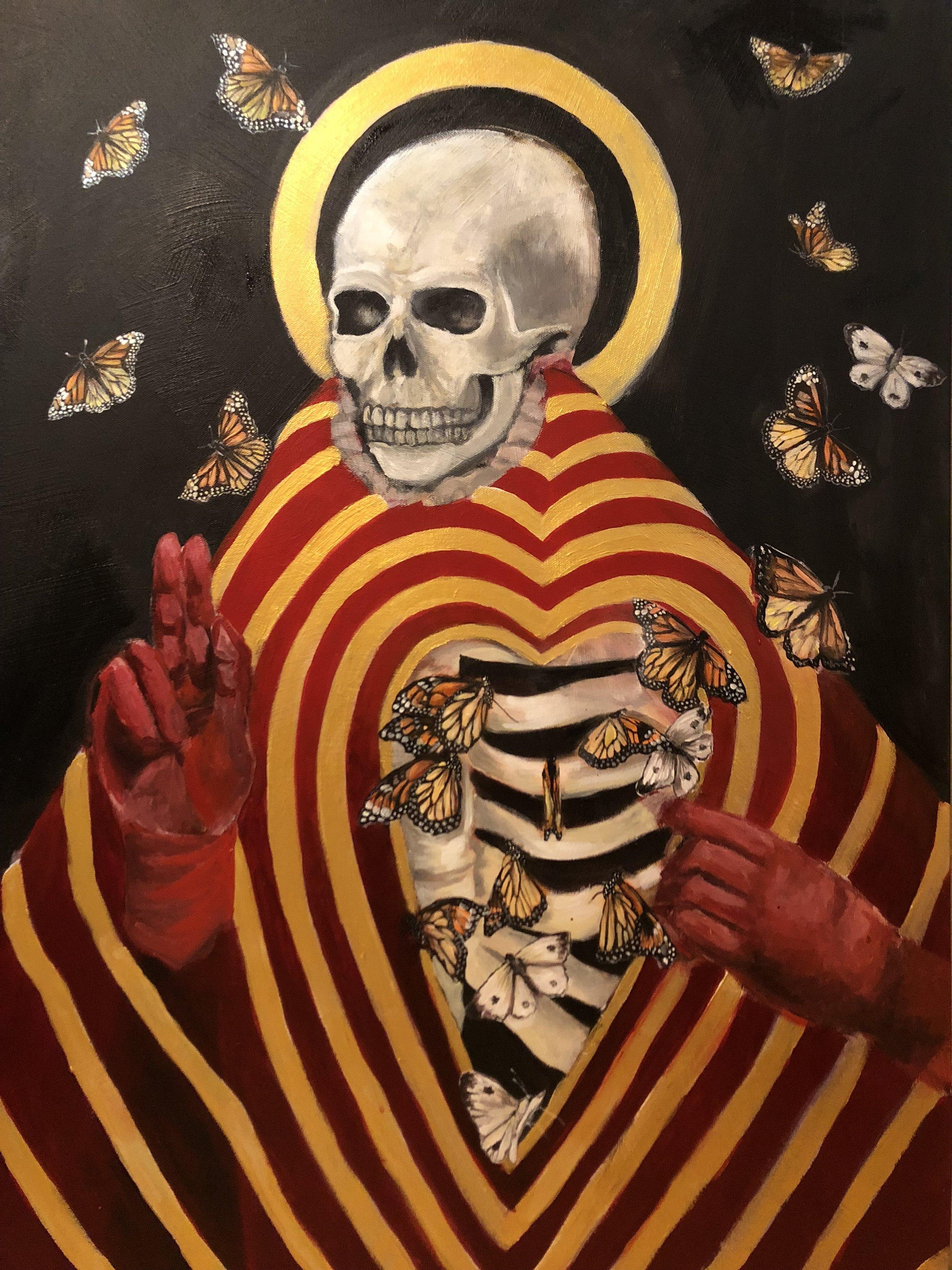 St. Valentine   Albert Esquer