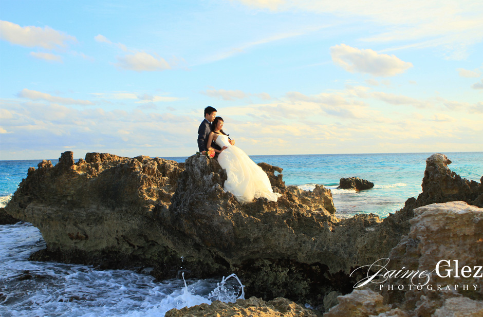 trash the dress photography in cancun 5