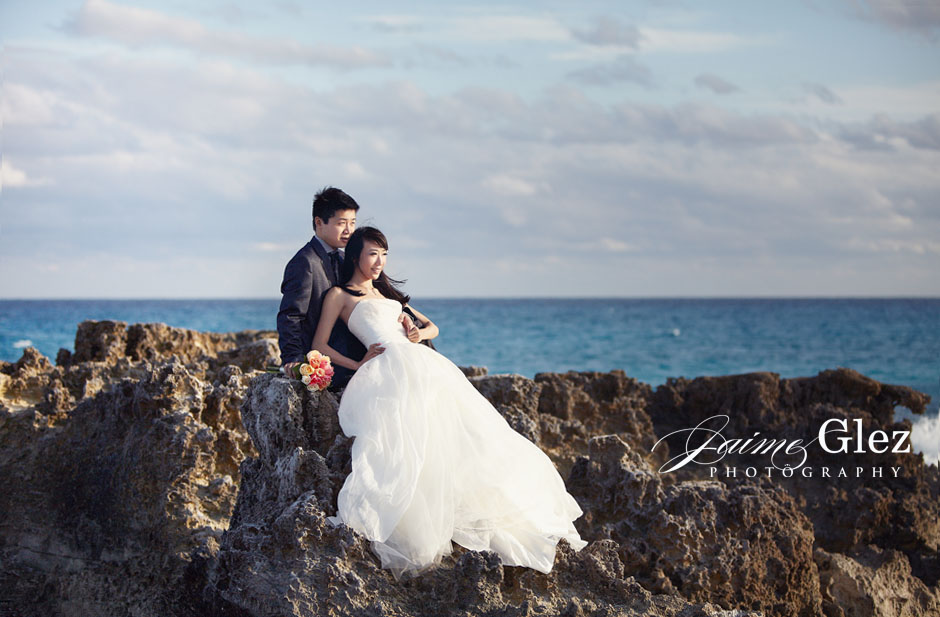 trash the dress photography in cancun 7