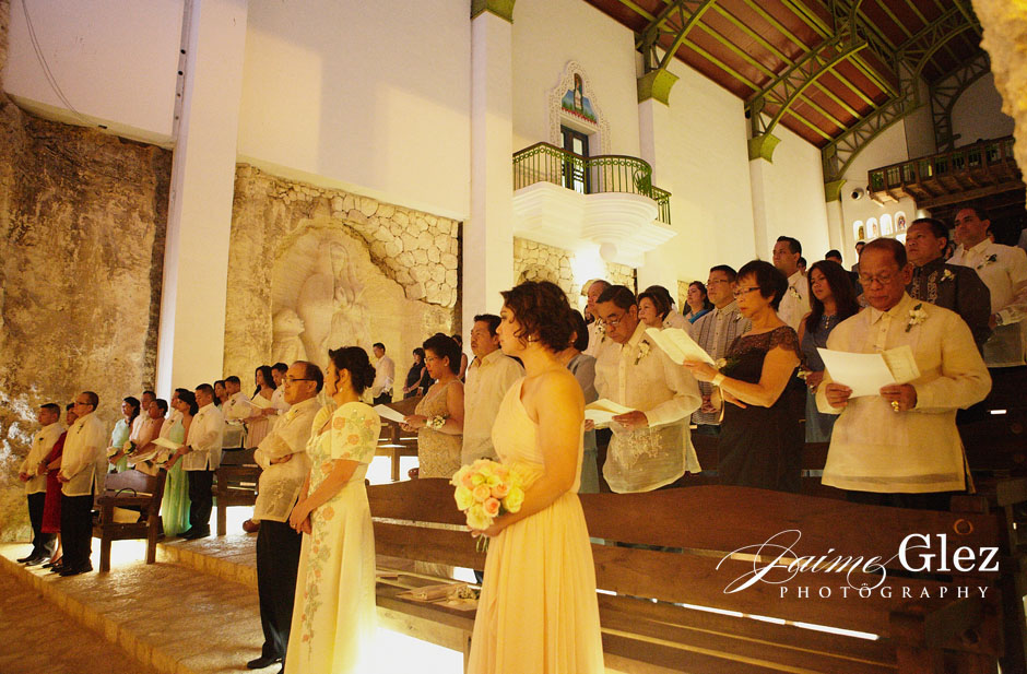 playa del carmen wedding photographers 12