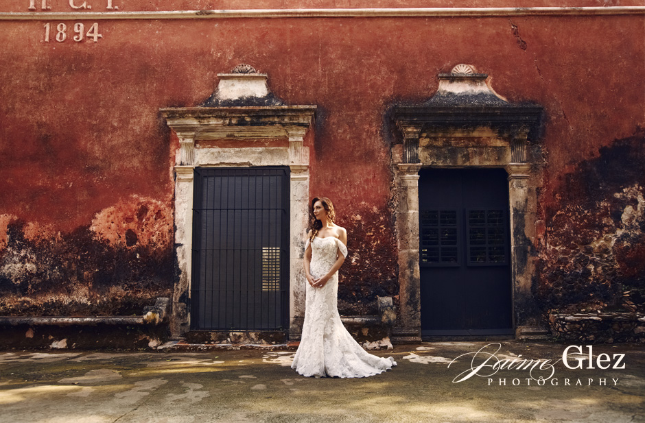hacienda uayamon wedding