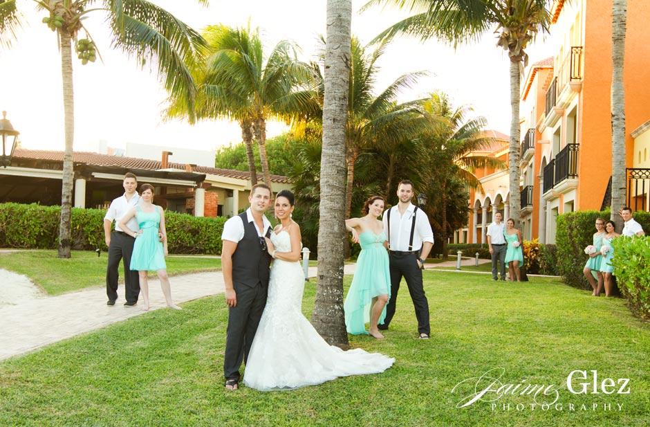 ocean coral and turquesa wedding 14