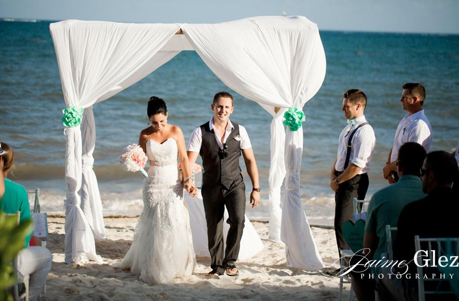 ocean coral and turquesa wedding 11