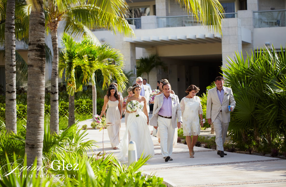 the beloved hotel playa mujeres weddings 9