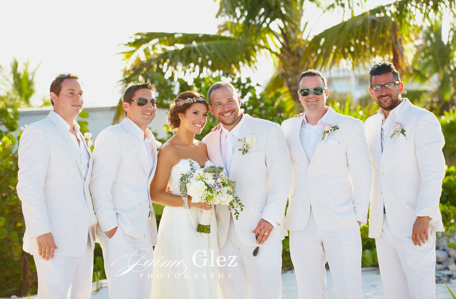 the beloved hotel playa mujeres weddings 19