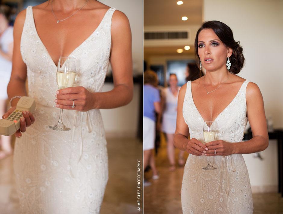 secrets maroma beach wedding 7