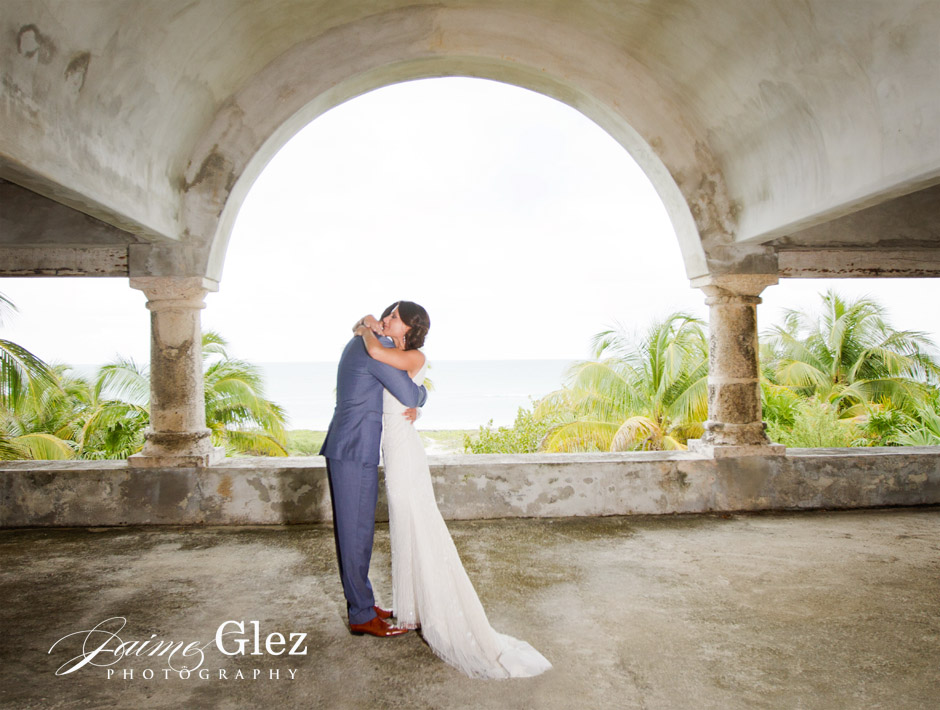 secrets maroma beach wedding 11