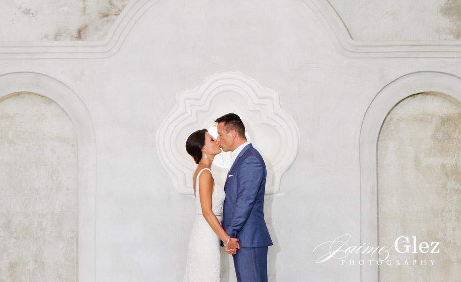 secrets maroma beach wedding 12