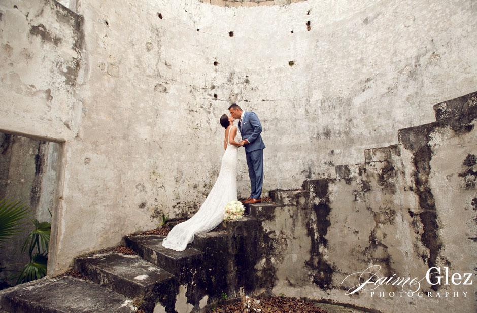 secrets maroma beach wedding 16