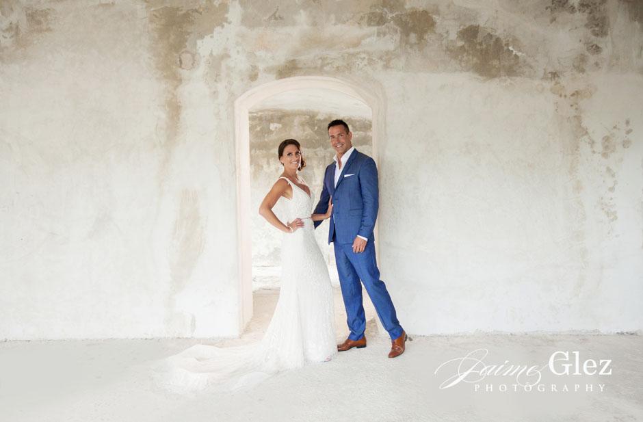 secrets maroma beach wedding 13