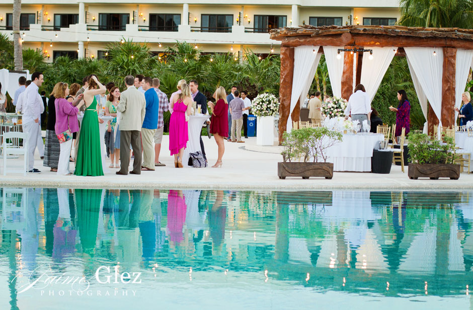 secrets maroma beach wedding 27