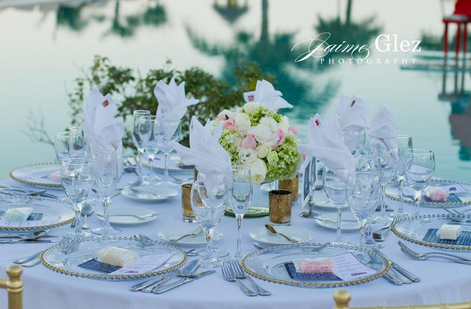 secrets maroma beach wedding 29