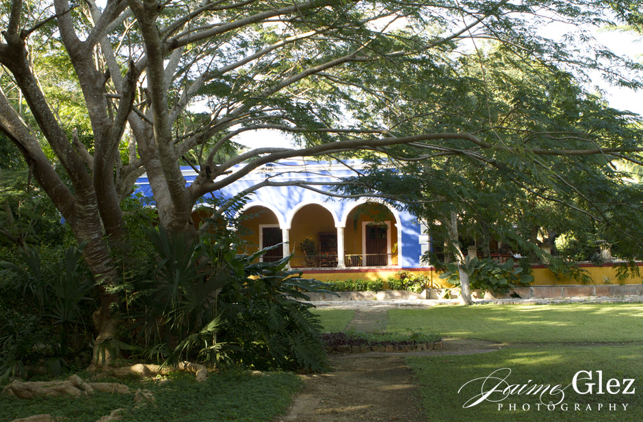 Hacienda San Jose Cholul 1