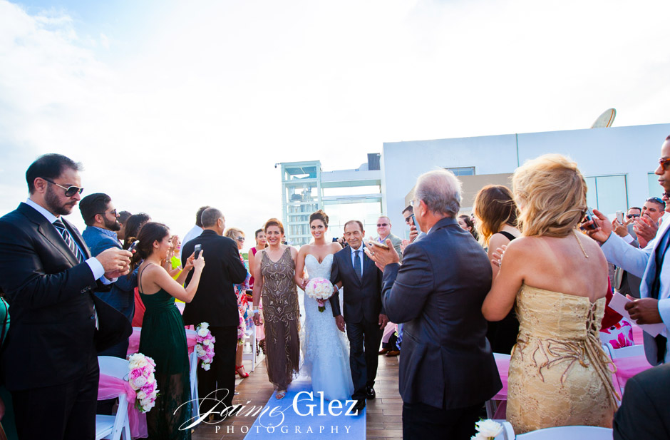 azul fives riviera maya wedding 3