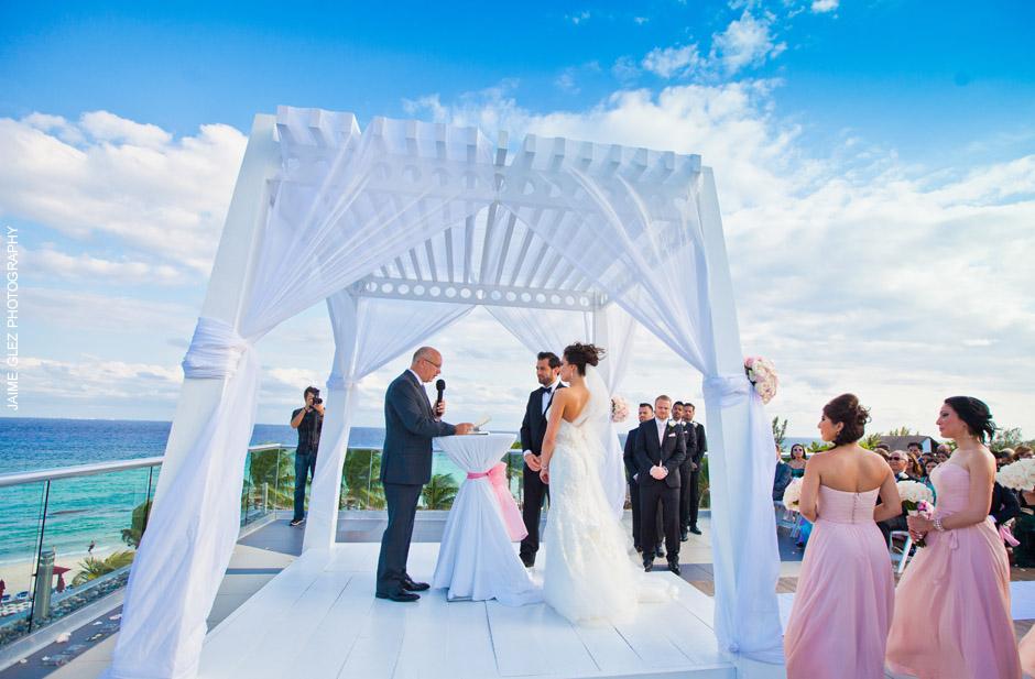 azul fives riviera maya wedding 6