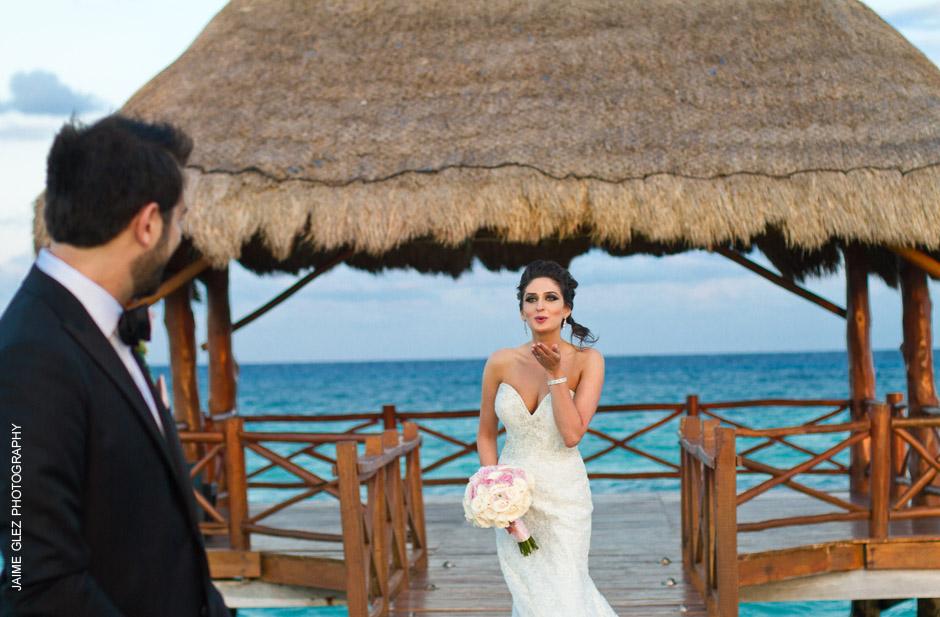 azul fives riviera maya wedding 13