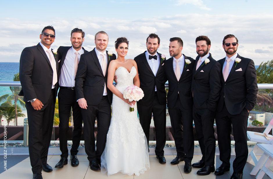 azul fives riviera maya wedding 9