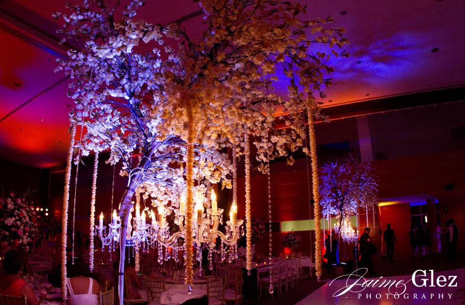 Detalles muy románticos y elegantes para una inolvidable noche.