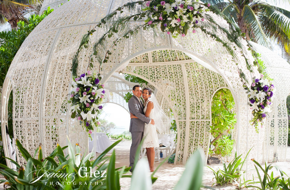 sandos caracol wedding pictures 6