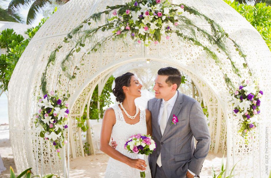 sandos caracol wedding pictures 7