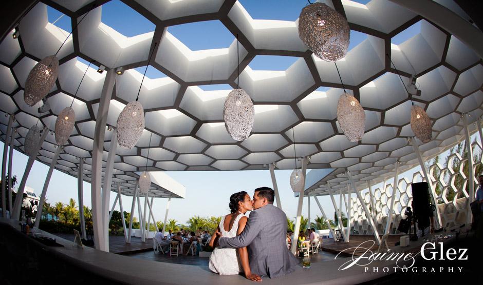 sandos caracol wedding pictures