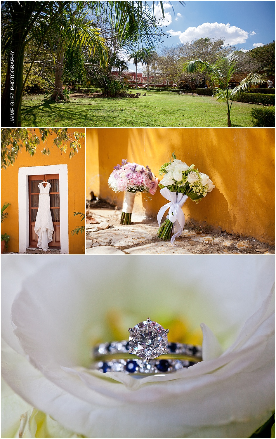 hacienda temozon wedding
