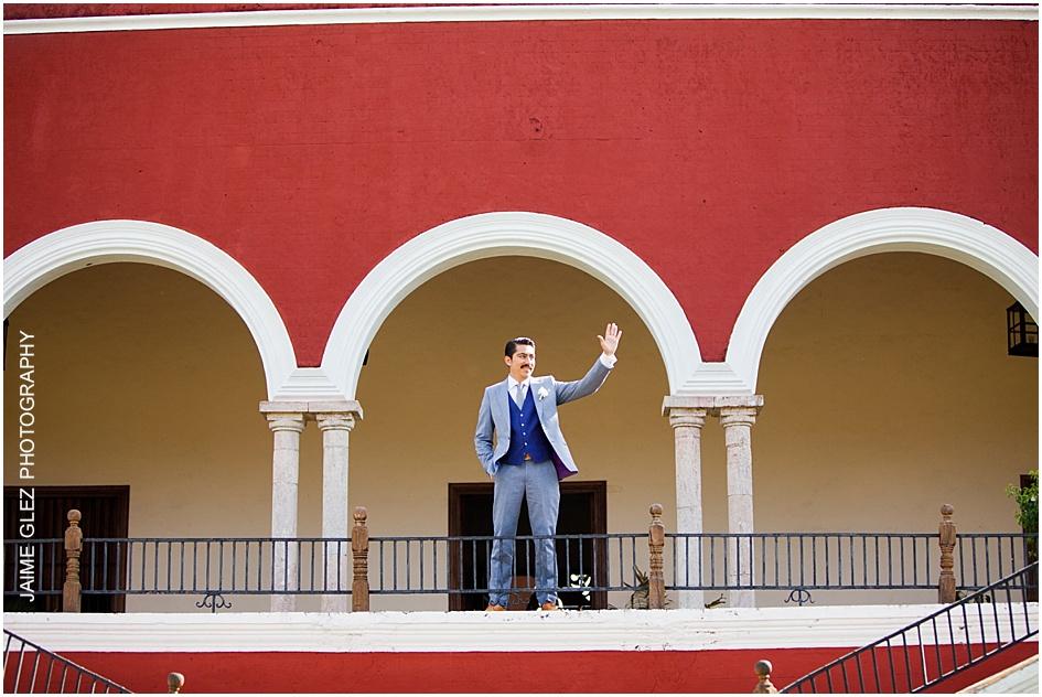 hacienda temozon wedding 3
