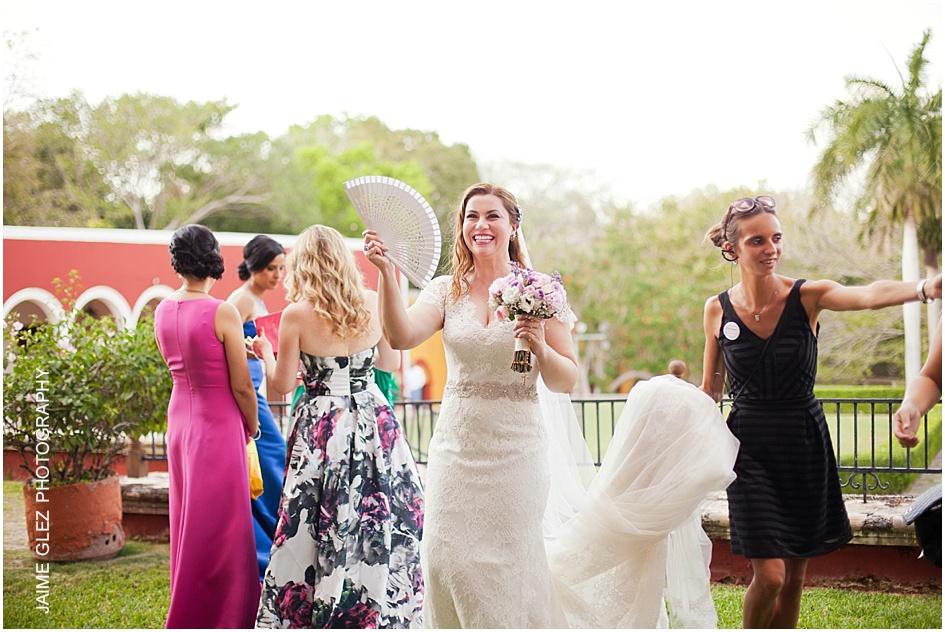 hacienda temozon wedding 13