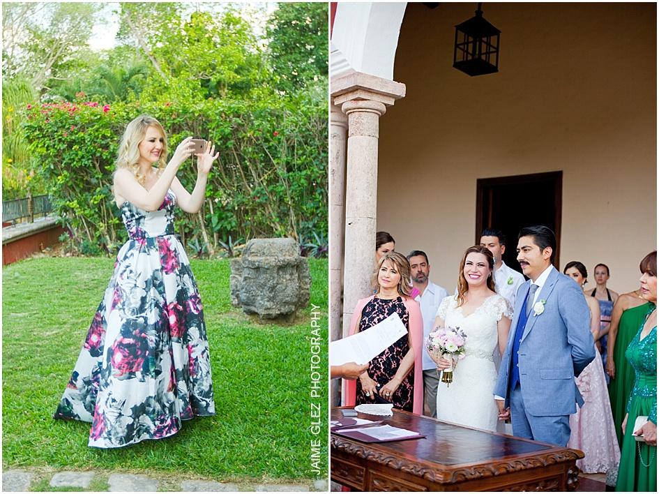 hacienda temozon wedding 14
