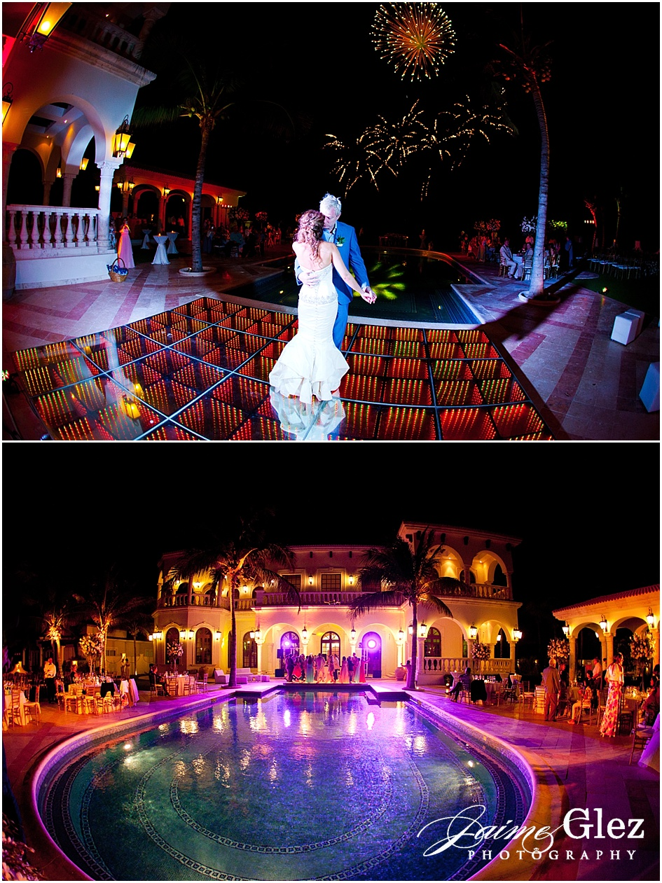 villa la joya wedding 31