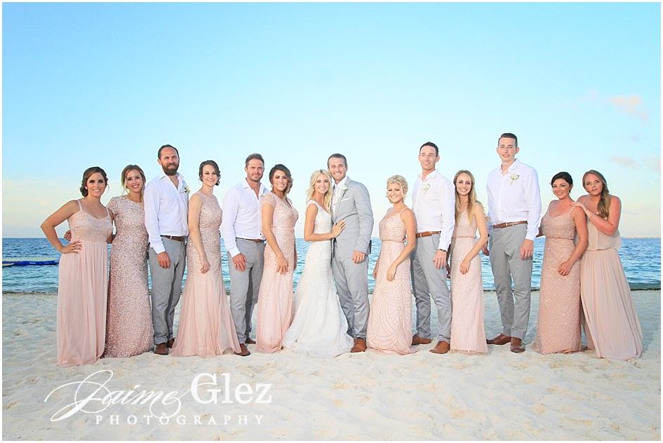 finest playa mujeres cancun wedding 39