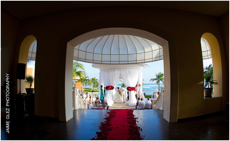 barcelo palace wedding photos 8