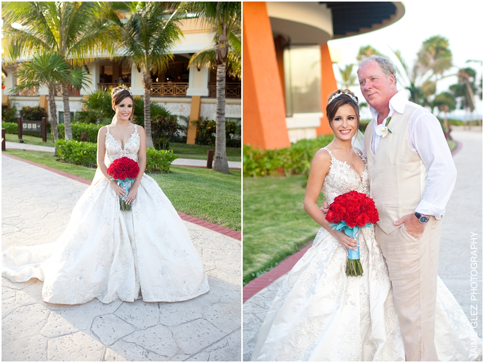 barcelo palace wedding photos 16