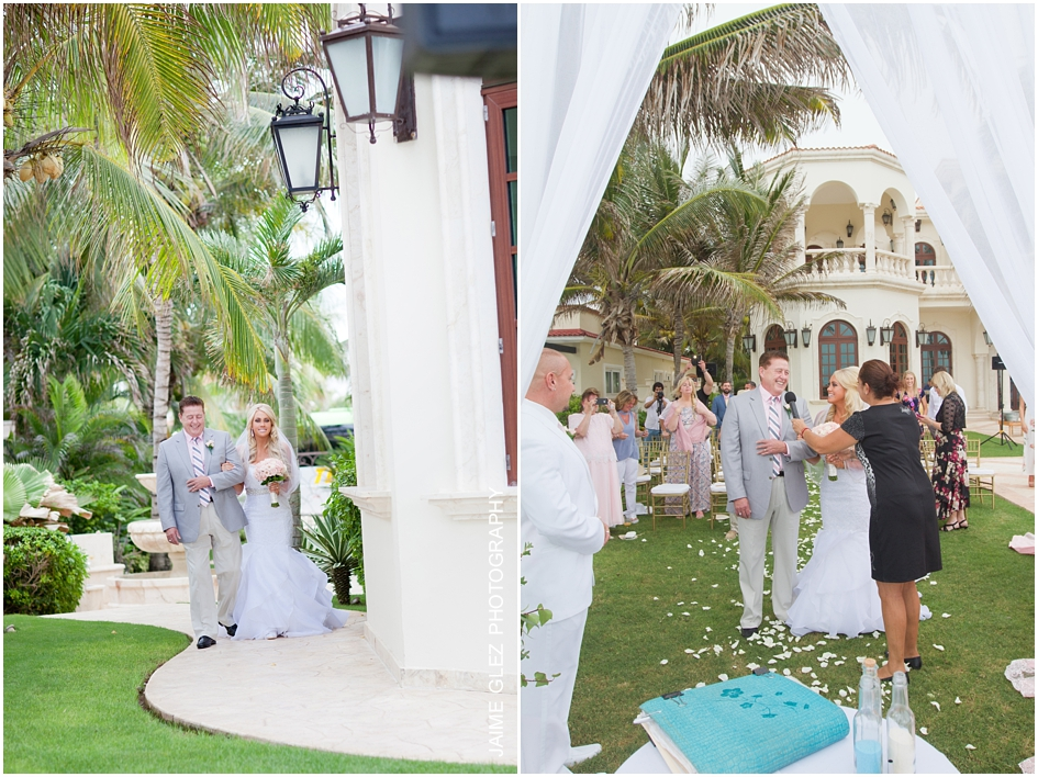 villa la joya playa del carmen wedding 8